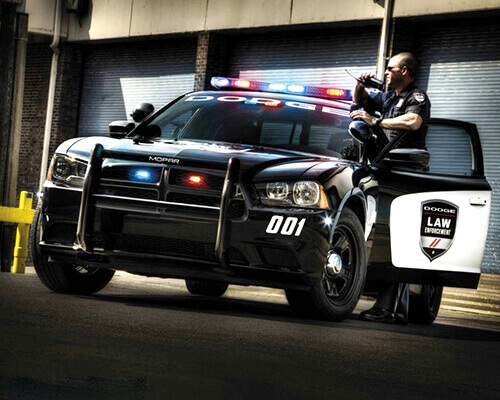 Law enforcement vehicle solutions for Mobile DVR