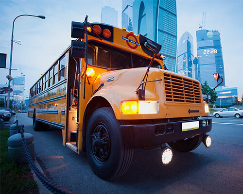 School bus solutions for Mobile DVR