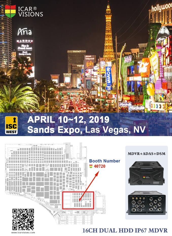 ISC West 2019 in Las Vegas Picture1