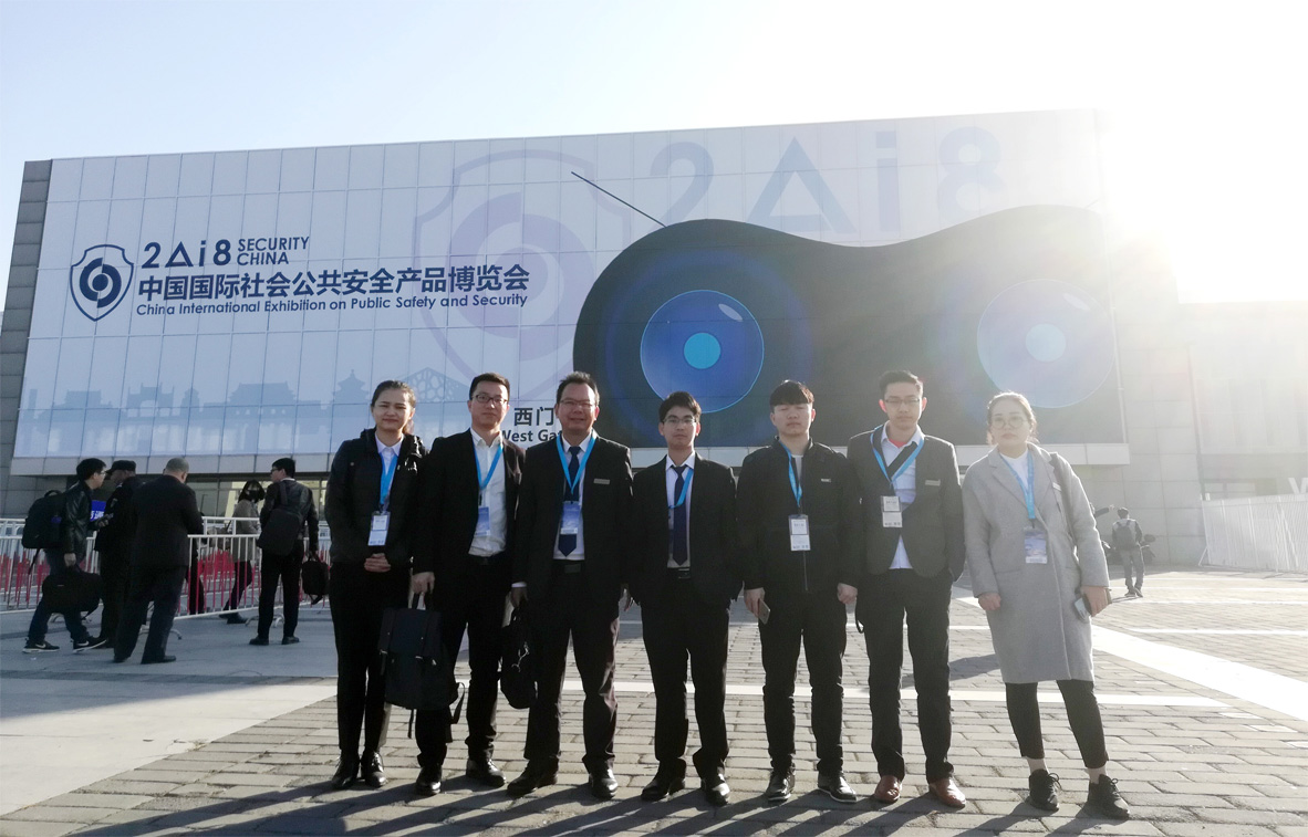 Thank you for visiting our Booth at CPSE 2018 in Beijing! Picture1
