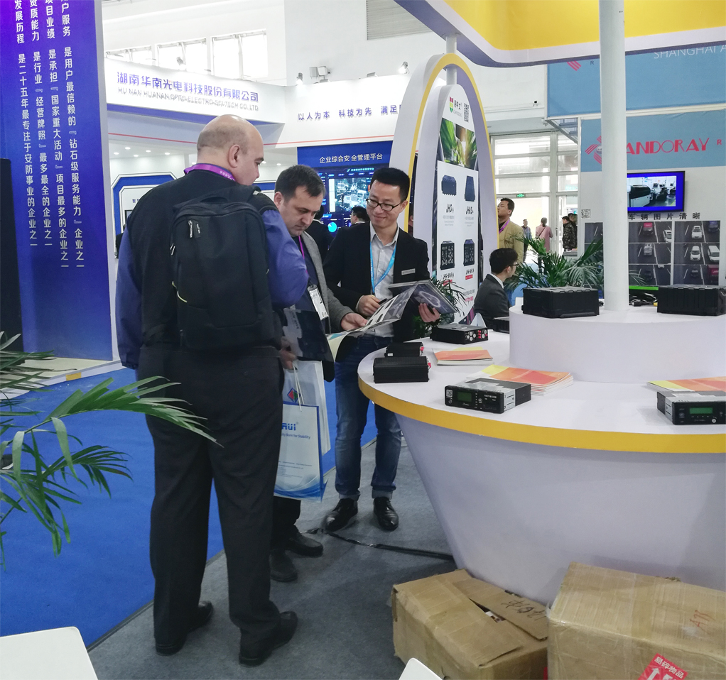 Thank you for visiting our Booth at CPSE 2018 in Beijing! Picture3