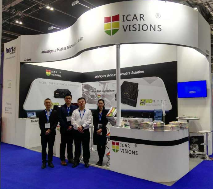 Thank you for visiting Our Booth at IFSEC 2016 in London! Picture1