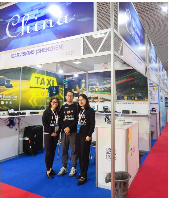 Thank you for visiting our Booth at ISAF 2018 in Istanbul! Picture1
