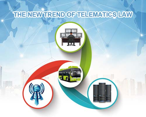 The new trend of telematics law