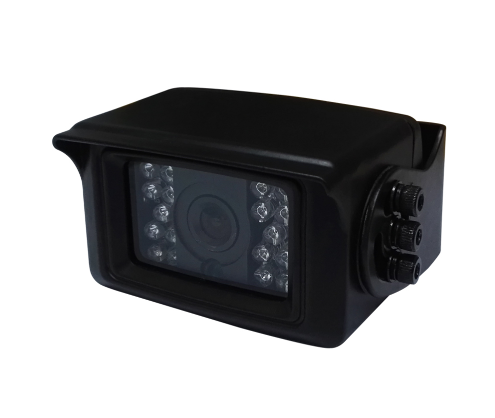 High-resolution Support IP67 Waterproof and Vandal proof IP Camera JI-MC018 Picture1
