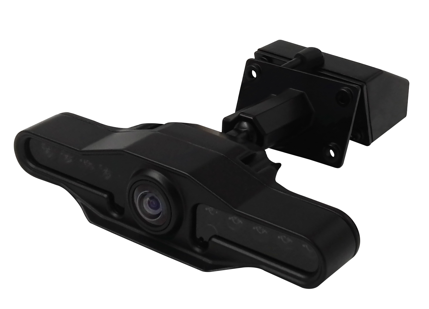 Dual lens AHD Camera Support IR function Mobile DVR JA-MC818 Picture1