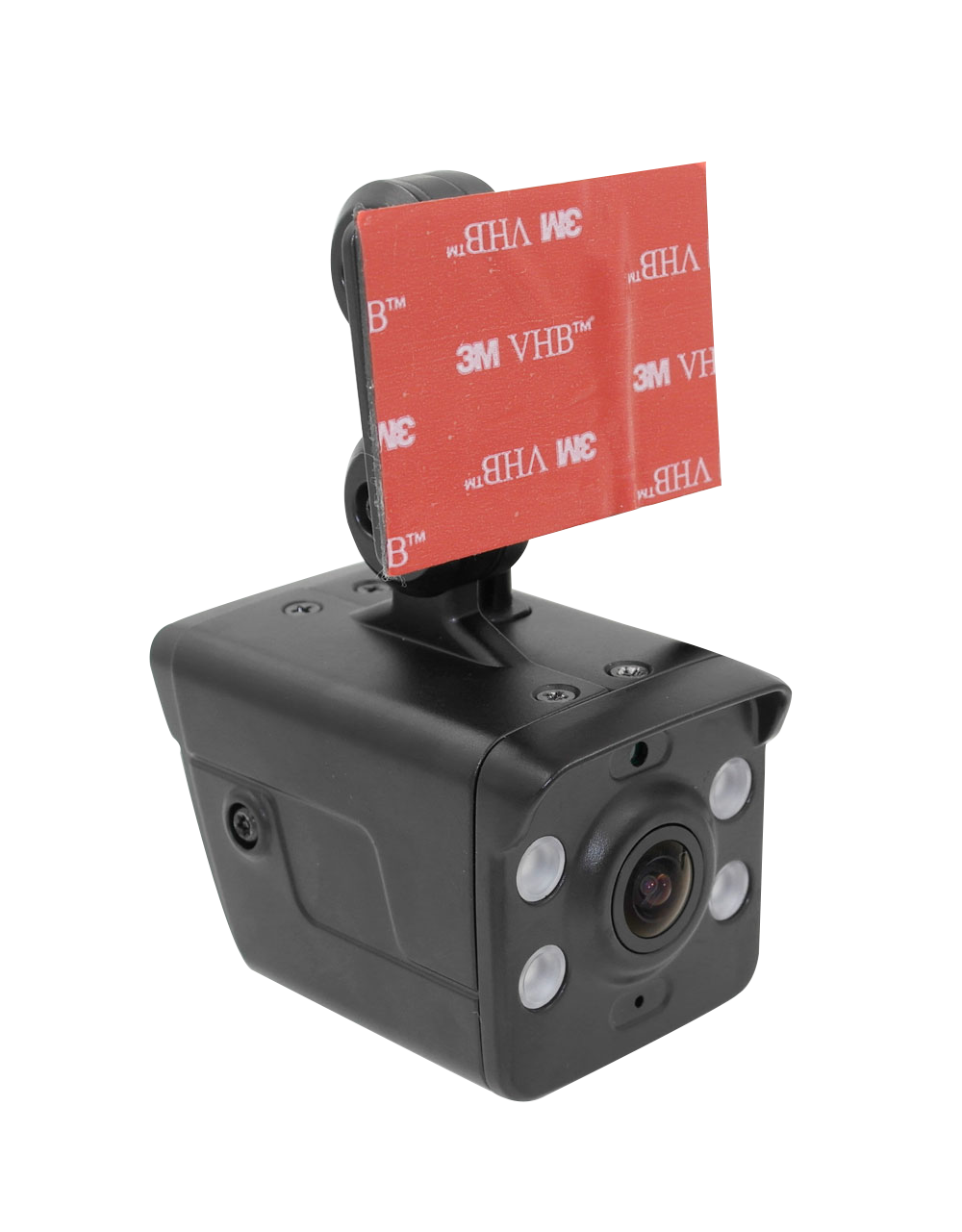 High video resolution 2 channels 1080P IP Vehicle Camera JI-MC900 Picture1