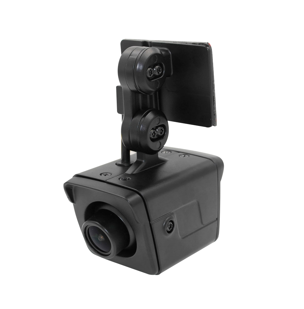 High video resolution 2 channels 1080P IP Vehicle Camera JI-MC900 Picture2