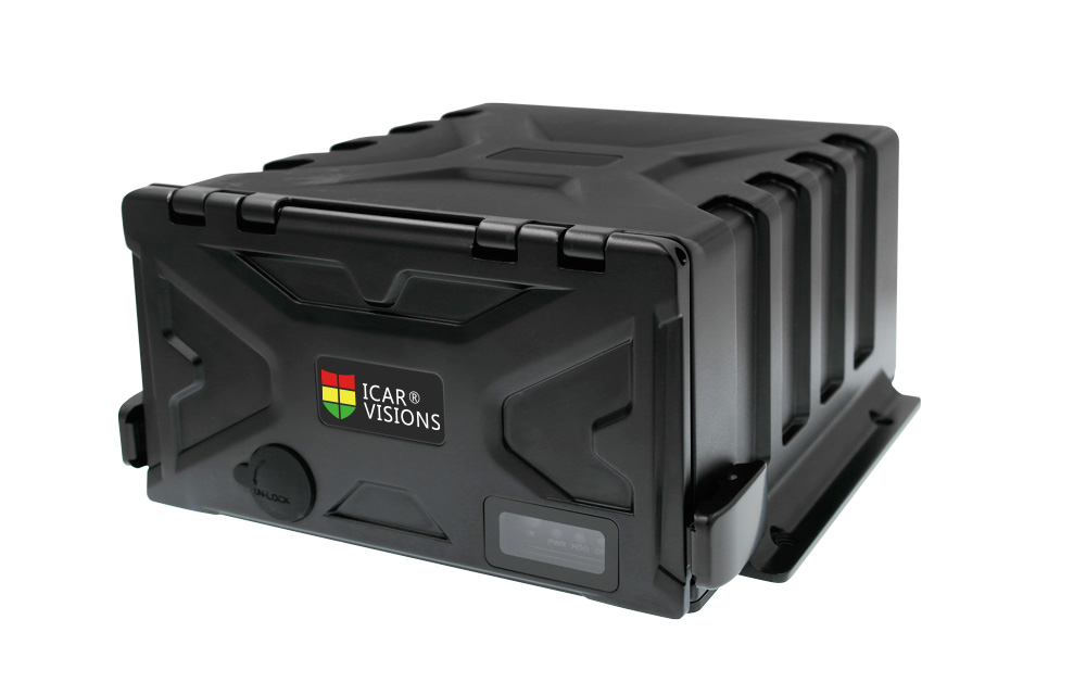 Waterproof Mobile NVR for vehicle surveillance Picture1
