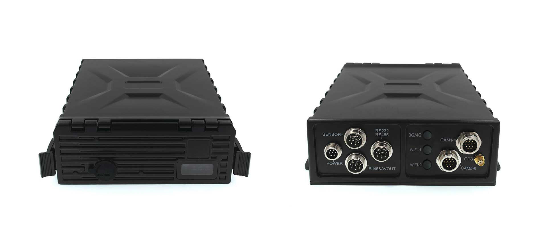 8ch 1080P MDVR with GPS for vehicles Picture2