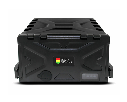 IP67 Waterproof Hard Disk MDVR School Bus Mobile Dvr