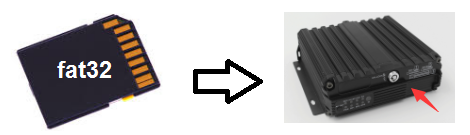 How to upgrad the MDVR's logo by USB/SD card Picture4