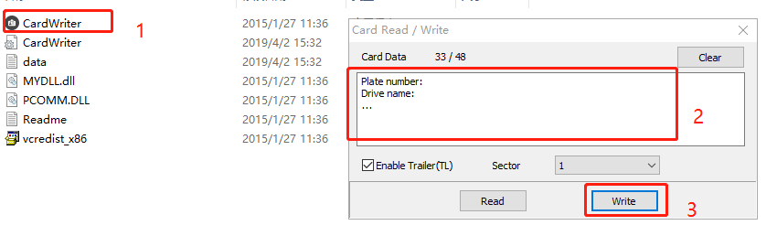 How to Add Card Reader DVR Picture4