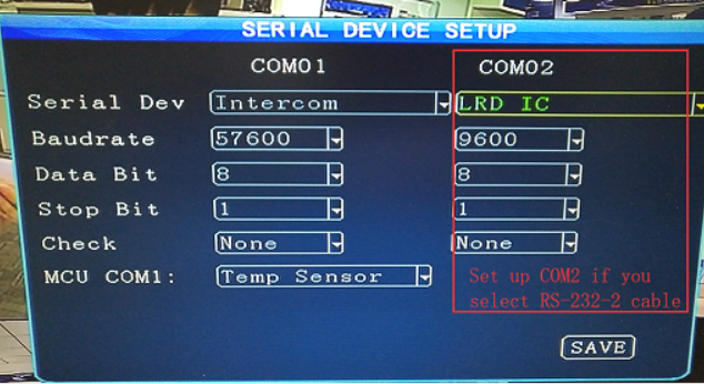 How to Add Card Reader DVR Picture3