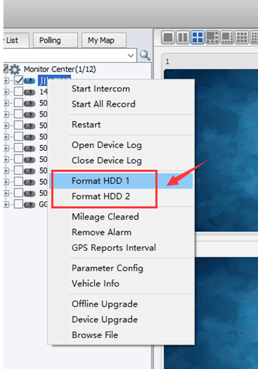 How to Format HDD and Retrieve Logs Remotely Picture3
