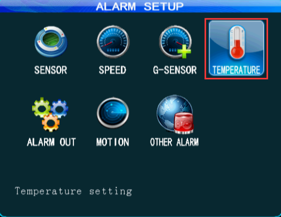 Temperature Sensor User Manual Picture2