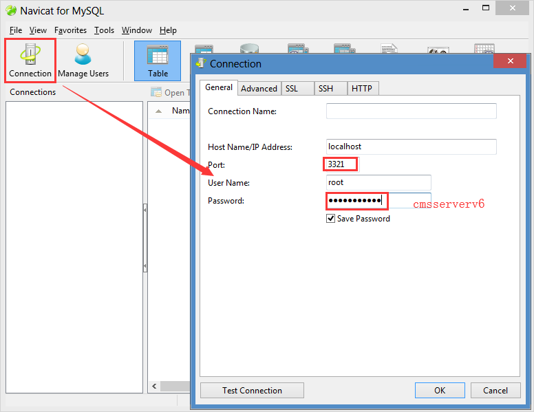 How to restore the default password of database Picture3
