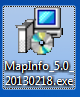 How to use Mapinfo load the map Picture3