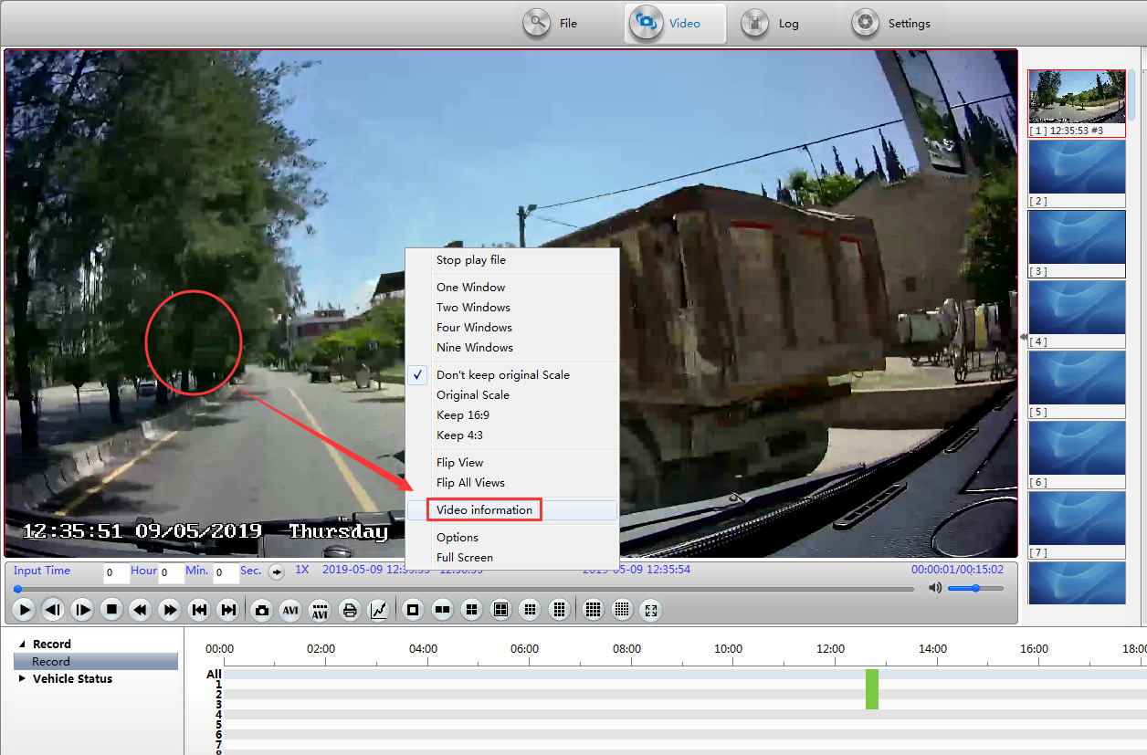 How to check the fps of video Picture3