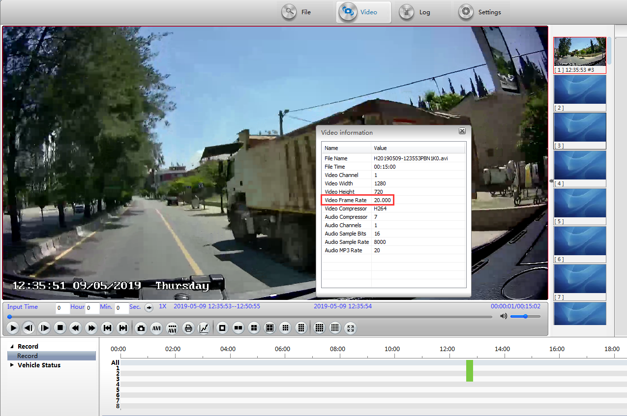 How to check the fps of video Picture4