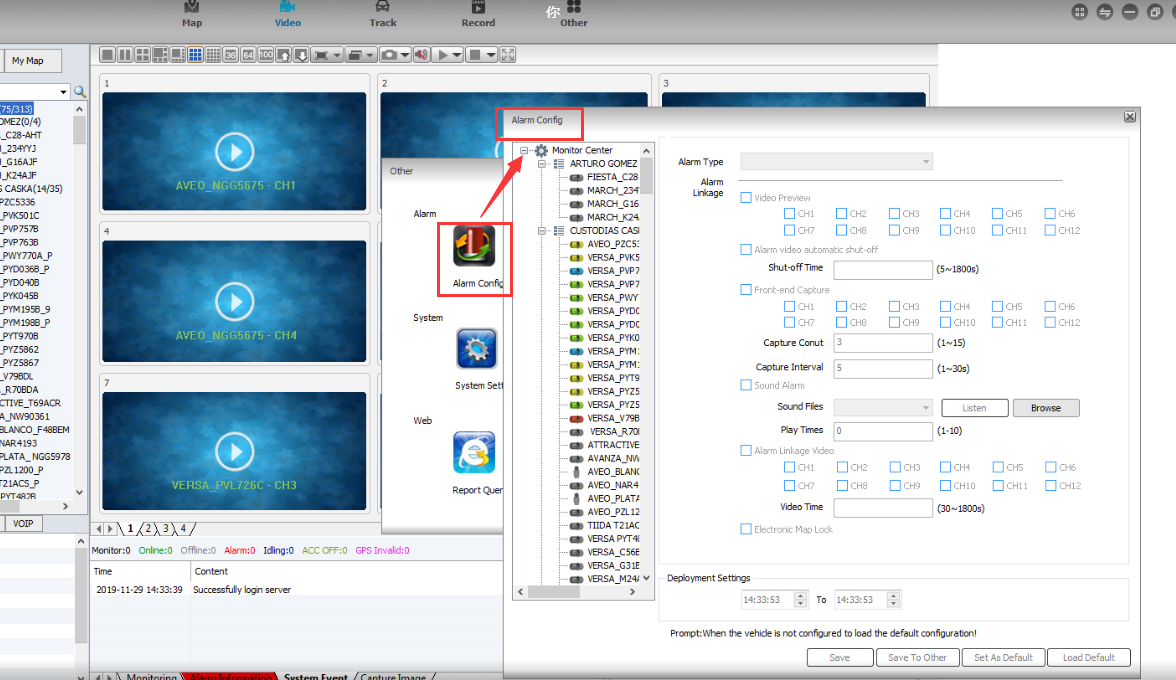 How to add the Alarm Config role for IVMS Client Picture7