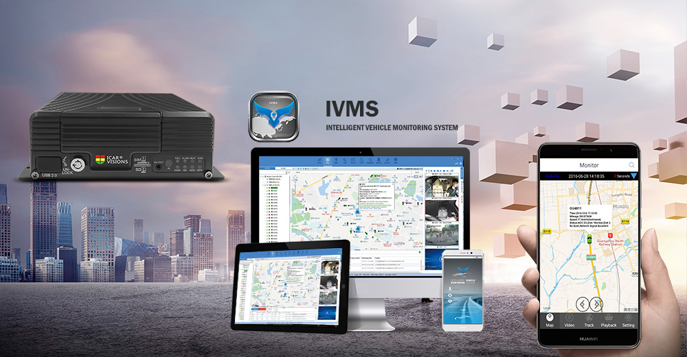 4G Mobile DVR for Vehicles Tracking and Monitoring Picture5