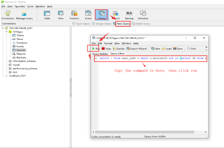 How to solve duplicate device ID on IVMS old server Picture3