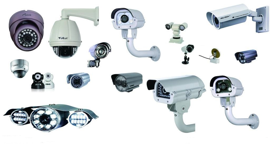The differences between Regular CCTV camera and Vehicle Camera Picture1