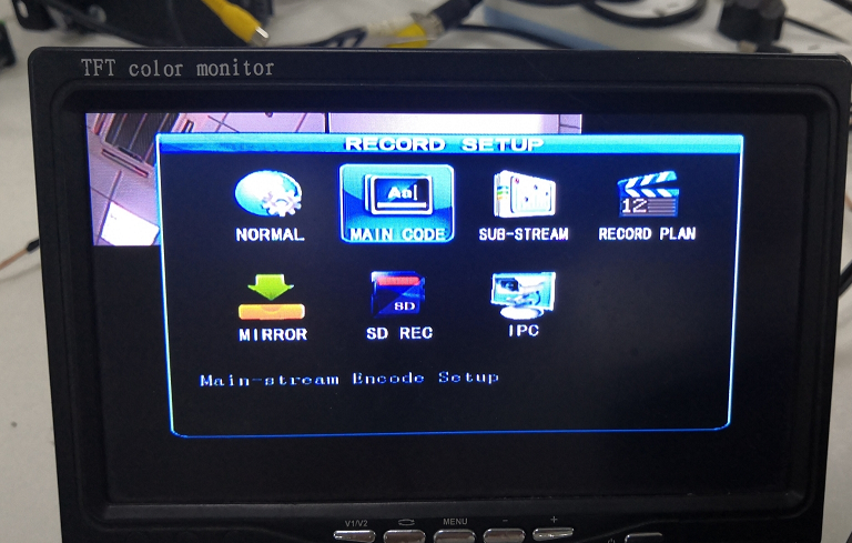 How to check Synchronize issue of camera audio and video Picture3