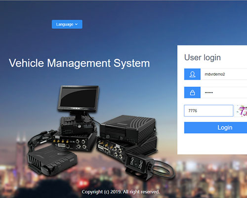 Introducing our new Web Fleet management