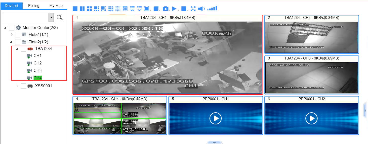 How to solve Preview video stream and Get the parameters failed Picture6