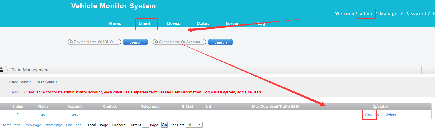 How to restore the IVMS Client account default password Picture3