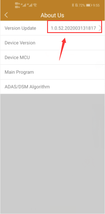 How to change the AI-BOX-A alarm speed via Android APK Picture1