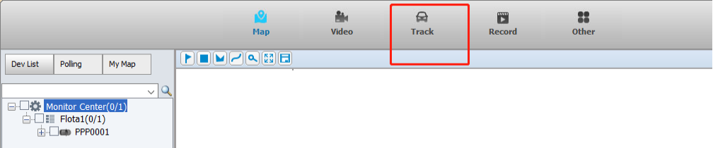 How to get track option in IVMSClient Picture5