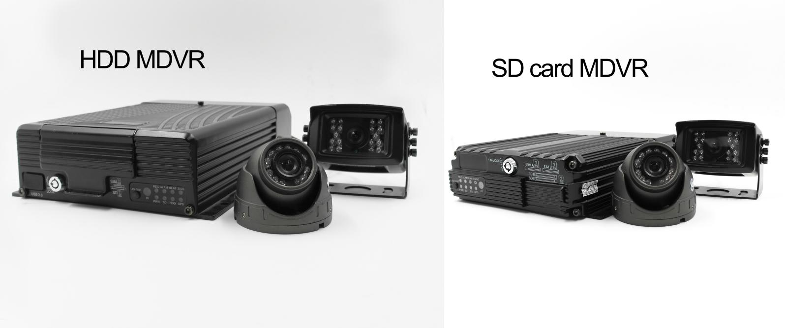 The differences between SD card and HDD in terms of MDVR applications Picture4