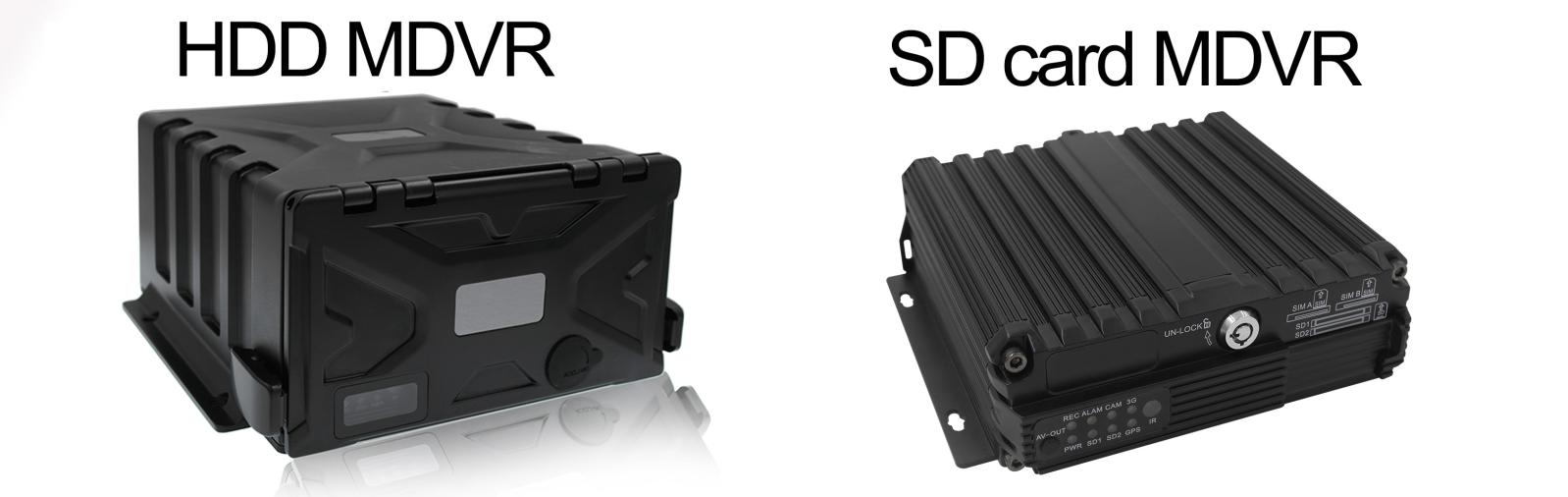 The differences between SD card and HDD in terms of MDVR applications Picture8