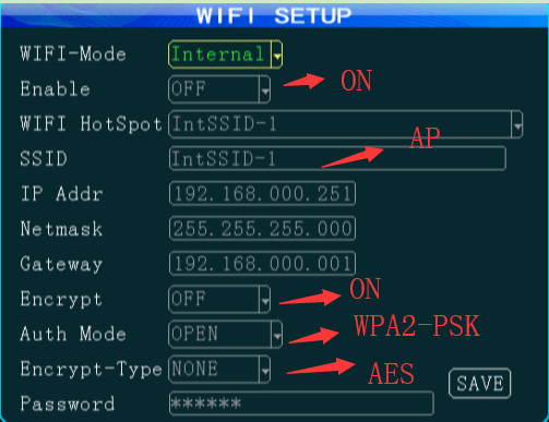 WIFI automatically download settings Picture10