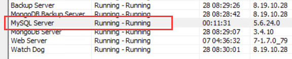 How to solve the issue about MySql running failed Picture4