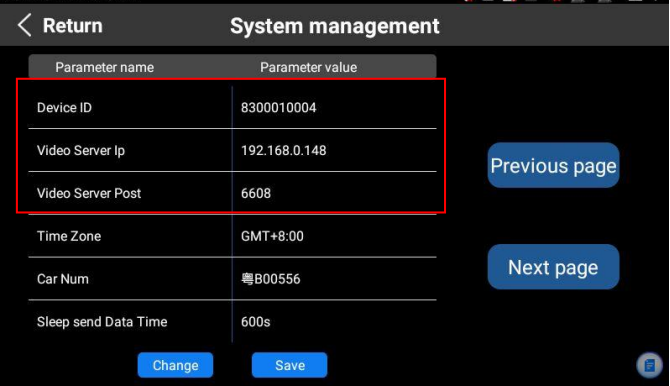 How to check channel mode and other settings of JT1S Picture8