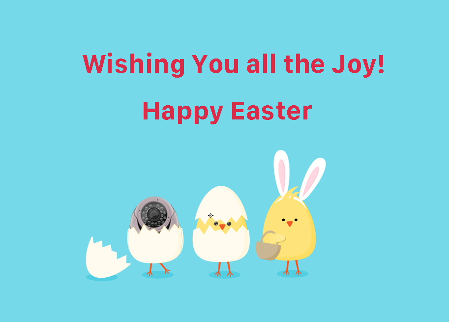 Wishing You all the Joy! Happy Easter Picture1