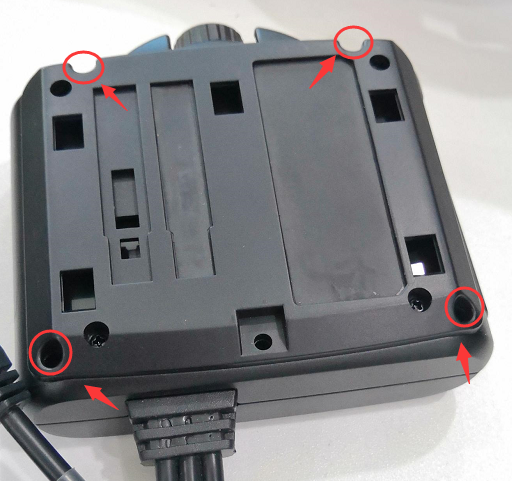 How to disassemble the JI3 and check 4G module Picture2
