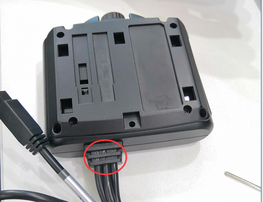 How to disassemble the JI3 and check 4G module Picture5
