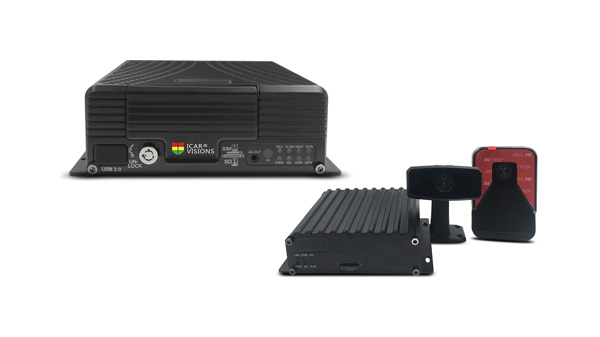 4G Mobile DVR for Vehicles Tracking and Monitoring Picture2