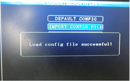 Each error about importing / exporting parameter file Picture6