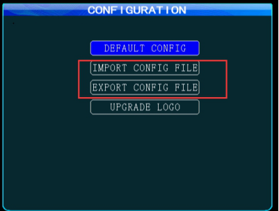How to configure and Manage MDVR parameters abundantly Picture1