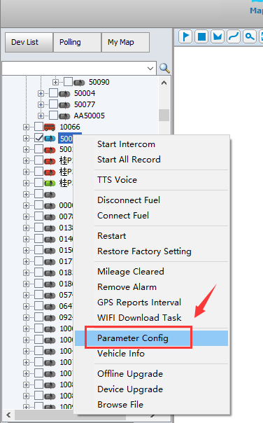 How to switch the camera audio/mic off via IVMS Client side Picture1