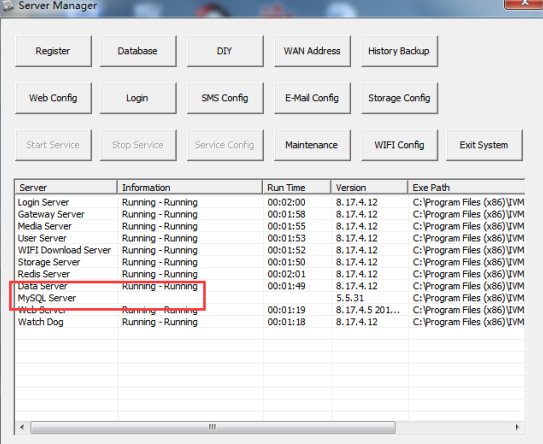 How to check the database stopped by memory run out off Picture1