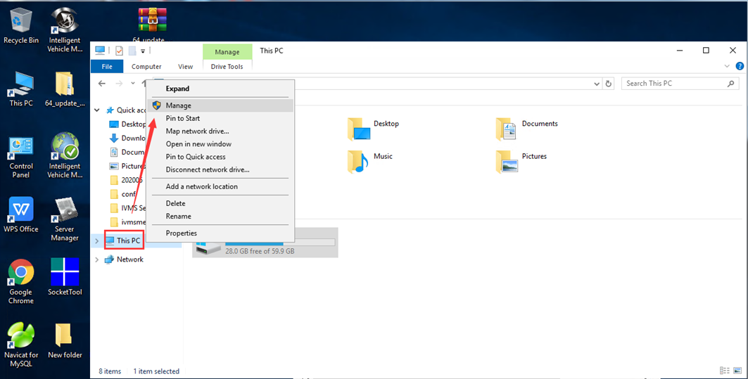 How to use Event Viewer check errors from system or application Picture1