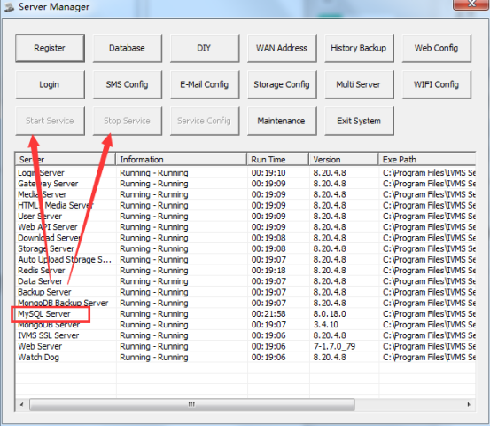 Wifi Cluster solution settings Picture4