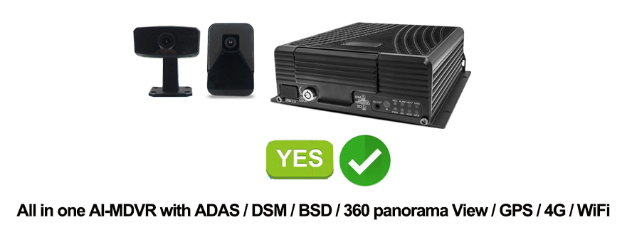 Why we need AI-MDVR with BSD and 360 Panoramic View for Vehicle Surveillance? Picture5